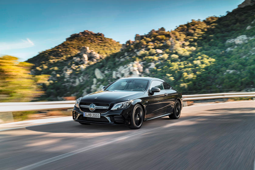 2020 Mercedes-Benz AMG C 43 Coupe