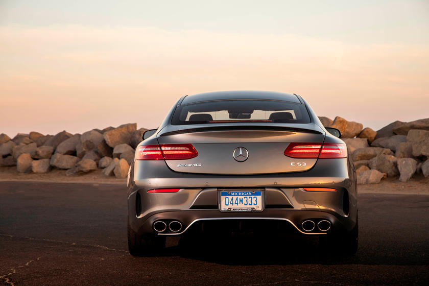 2020 Mercedes-Benz AMG E 53 Coupe