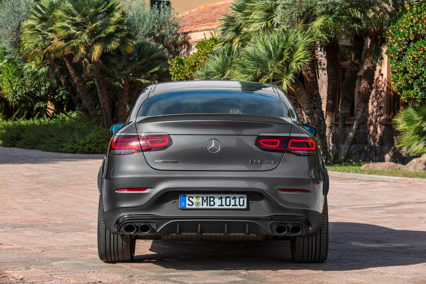 2020 Mercedes-Benz AMG GLC 43 Coupe SUV