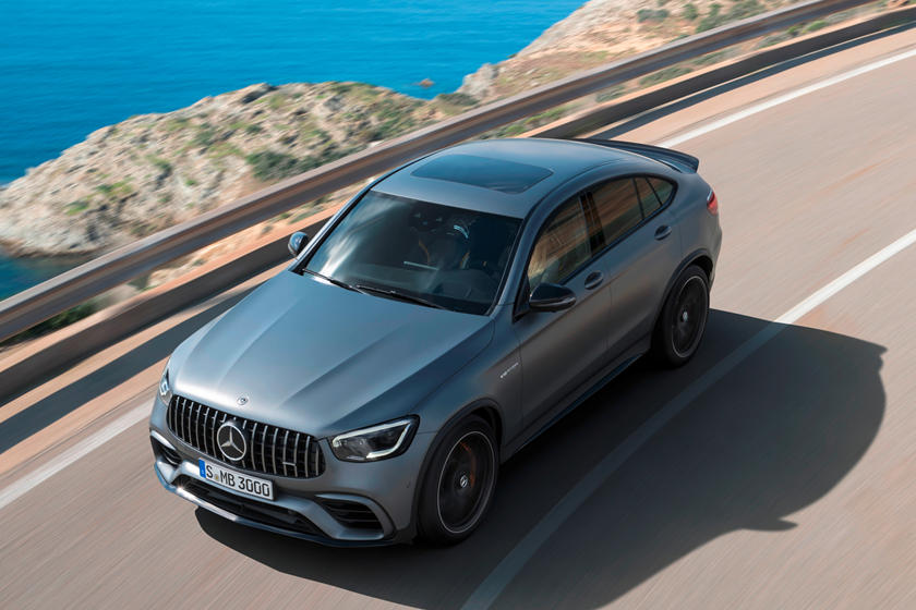 2021 Mercedes-Benz AMG GLC 63 Coupe Price, Review and Buying Guide | CarIndigo.com