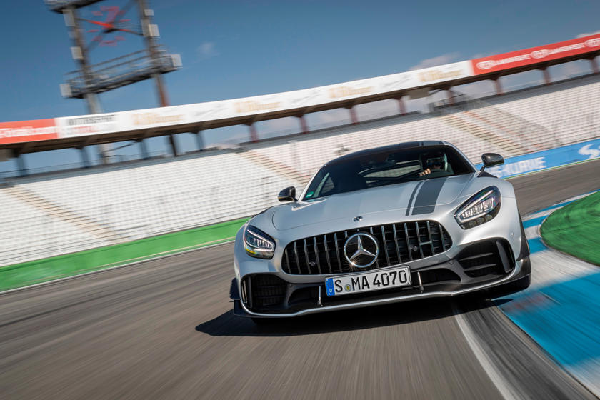 2020 Mercedes-Benz AMG GT R Pro  front View