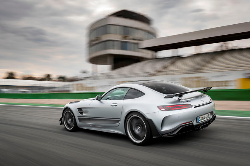 2020 Mercedes-Benz AMG GT R Pro Side View