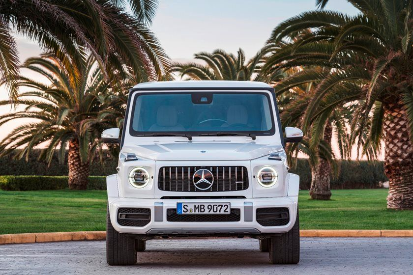 2020 Mercedes-Benz AMG G 63 SUV Front View