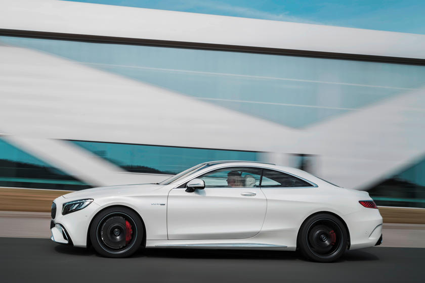 2020 Mercedes-Benz AMG S 63 Coupe Exterior