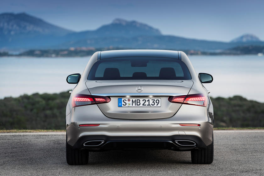 2021 Mercedes-Benz E-Class Coupe Price, Review, Ratings ...
