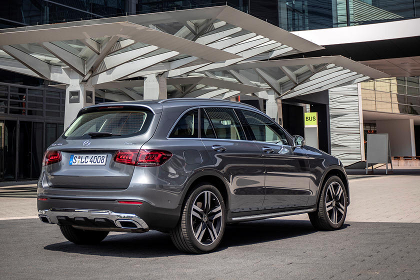 2020 mercedes benz glc class review ratings mpg and prices