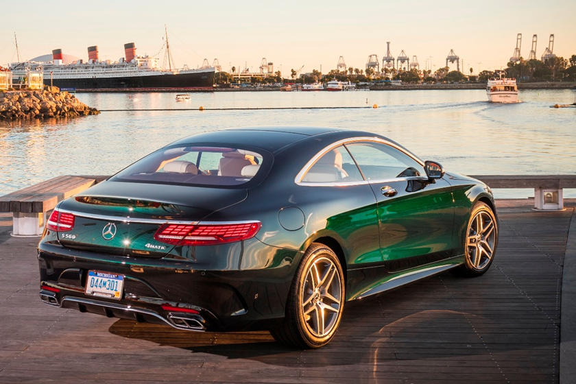 2021 Mercedes-Benz S-Class Coupe Price, Review and Buying ...