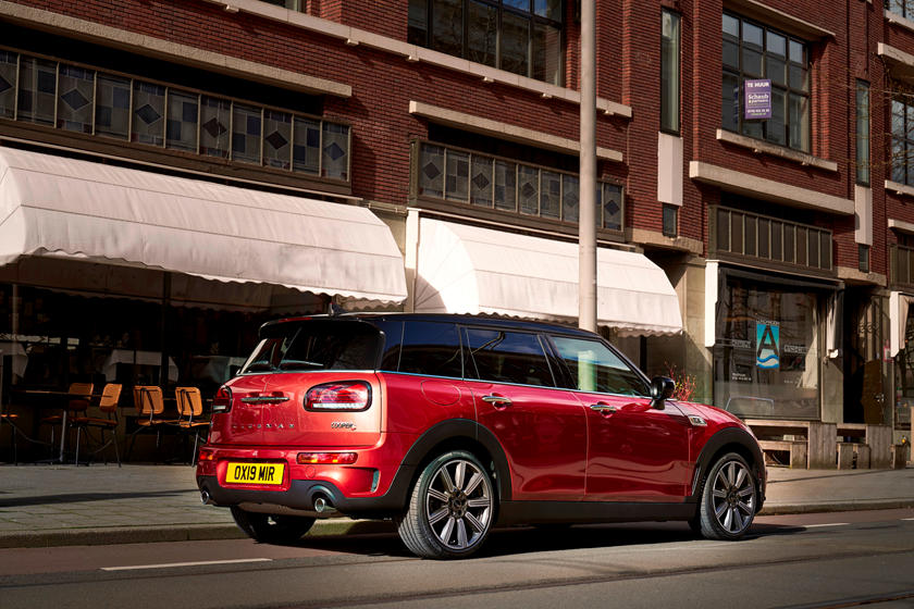 2020 Mini Clubman Hatchback rear
