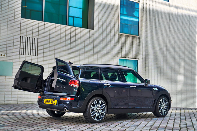 2020 Mini Clubman Hatchback Side view