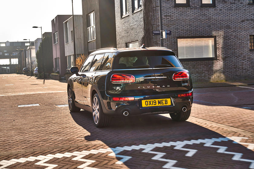2020 Mini Clubman Hatchback