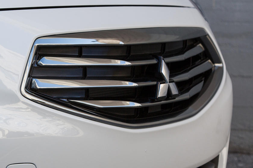 2020 Mitsubishi Mirage G4 Sedan Badge
