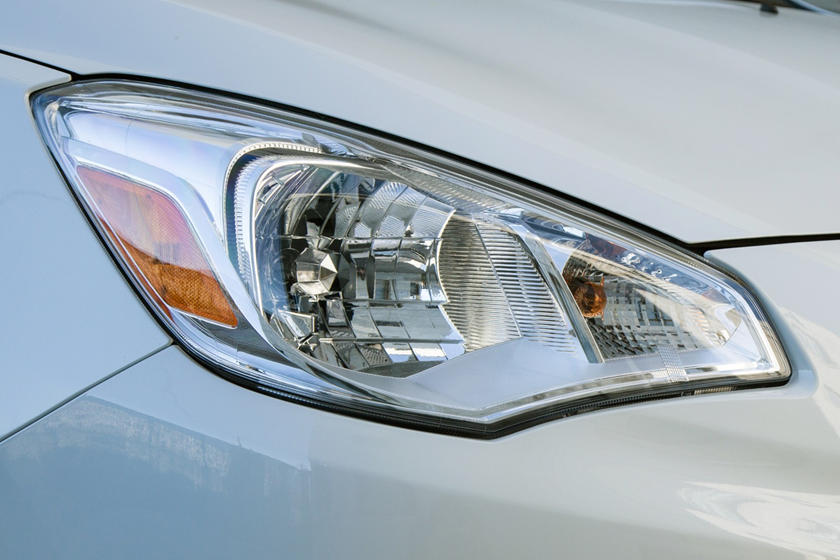 2020 Mitsubishi Mirage G4 Sedan Headlight