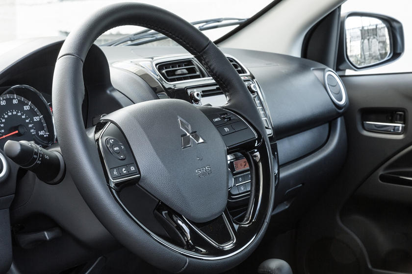 2020 Mitsubishi Mirage G4 Sedan Steering wheel
