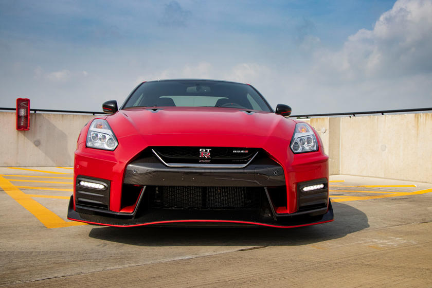 2021 nissan gt-r nismo coupe price, review, ratings and