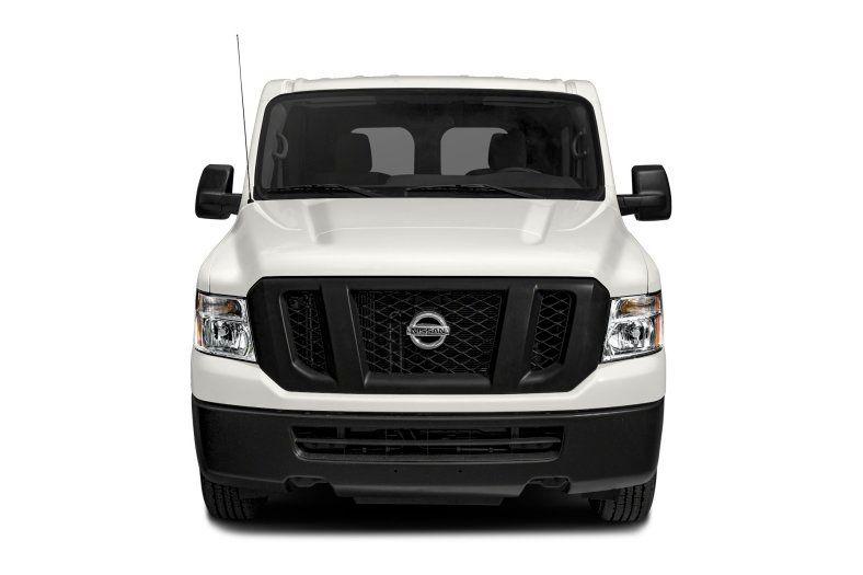 2021 Nissan NV1500 front view