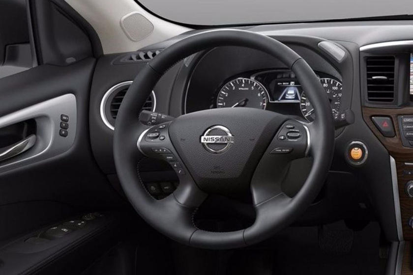 2020 Nissan Pathfinder SUV Steering Wheel