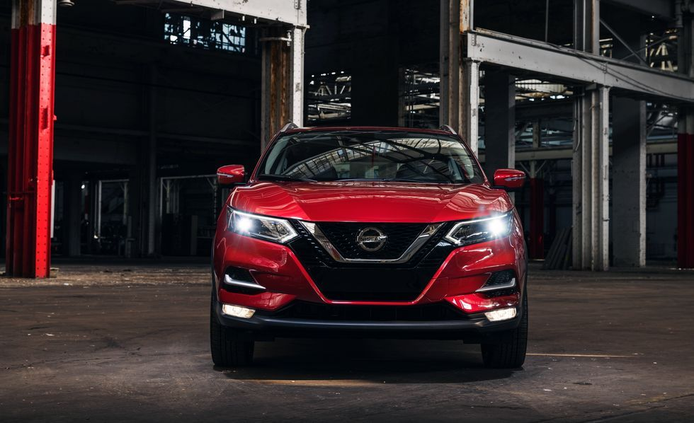 2020 Nissan Rogue Sport SUV Front View