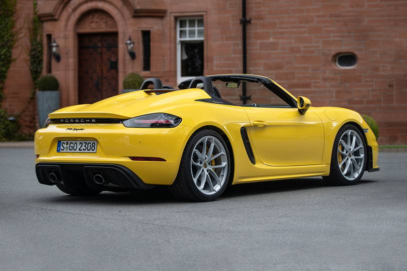 2021 porsche 718 boxster price review ratings and