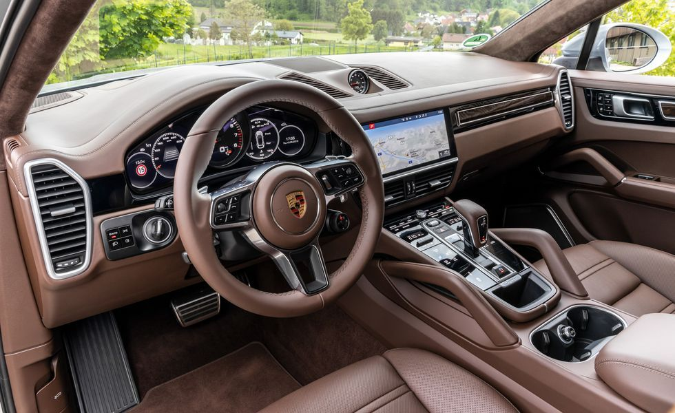 2020 Porsche Cayenne Coupe Price Review Ratings And Pictures Carindigo Com