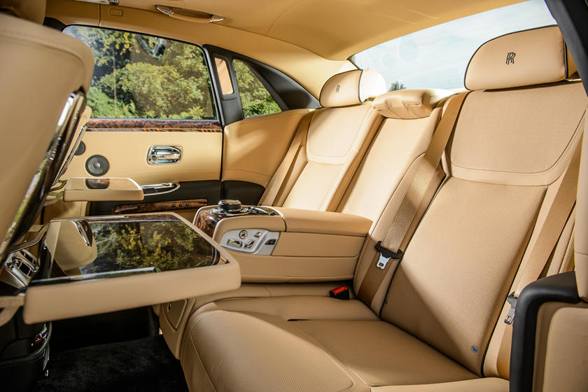 2020 Rolls Royce Ghost Sedan Interior