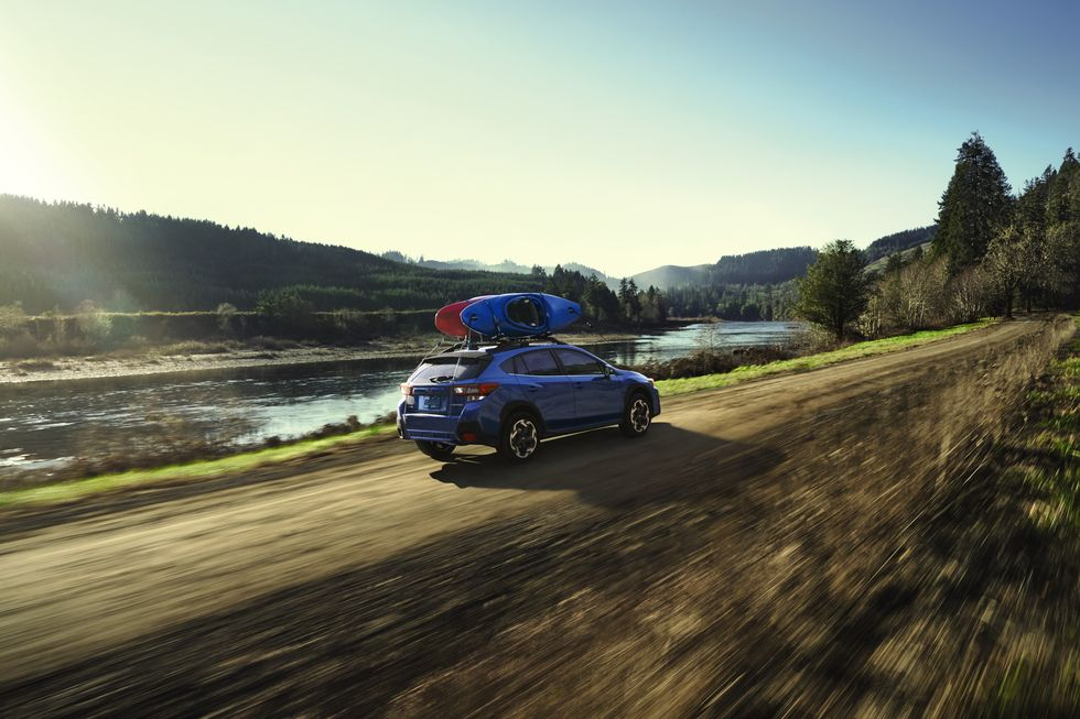 2021 Subaru Crosstrek hybrid SUV Price, Review and Buying ...