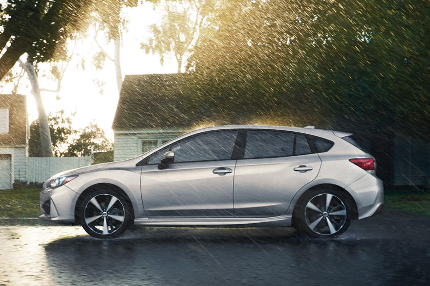 2021 subaru impreza hatchback price review ratings and
