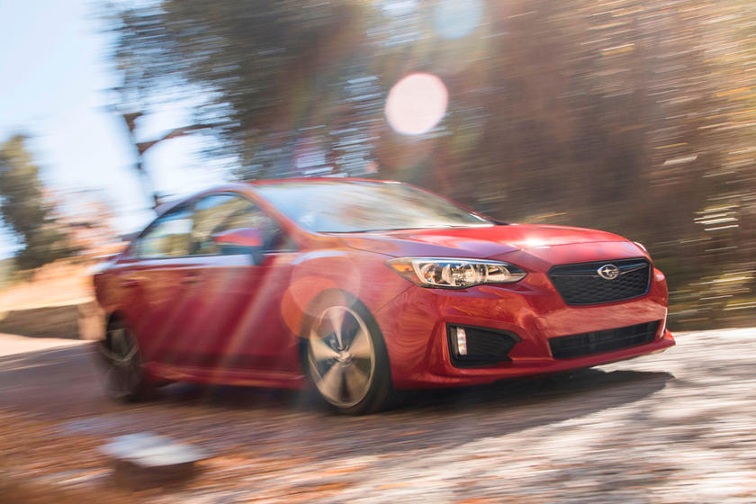 2021 subaru impreza price review ratings and pictures