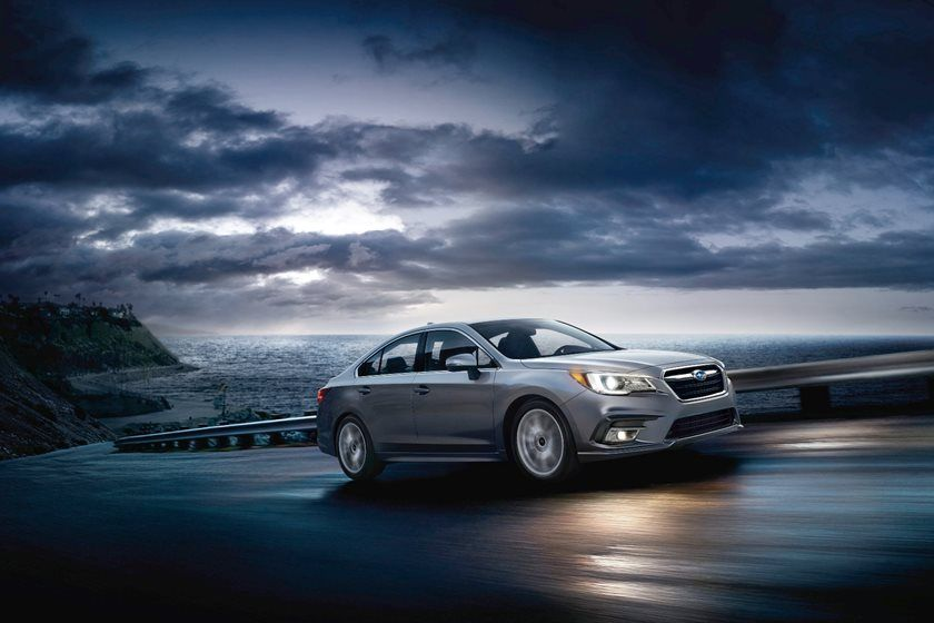 2020 Subaru Legacy Sedan speed