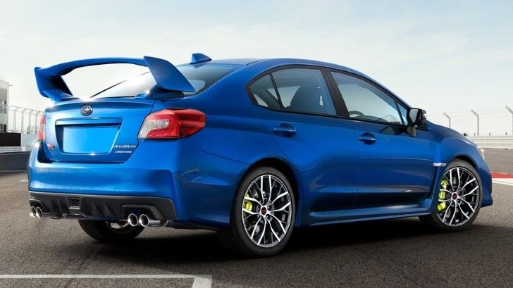 2020 subaru wrx sti sedan review, ratings, mpg and prices