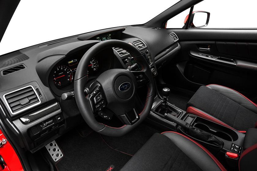2020 Subaru WRX Sedan Steering Wheel