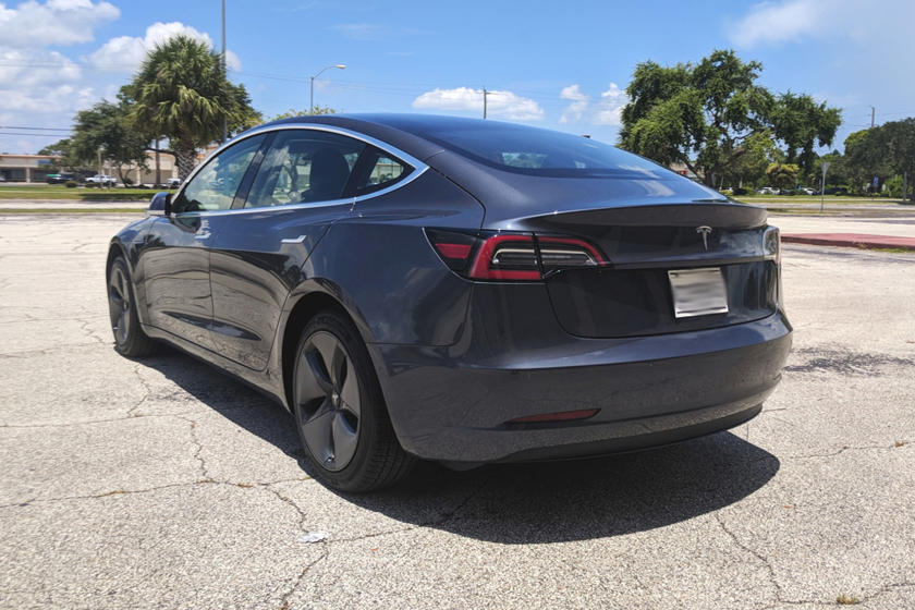 2020 Tesla Model 3 electric Review, Ratings, MPG and ...