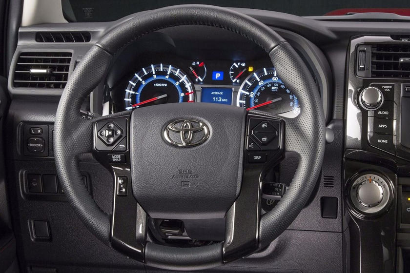 2020 Toyota 4Runne SUV Steering Wheel