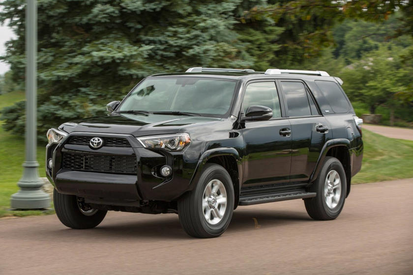 2020 Toyota 4Runner SUV Front View