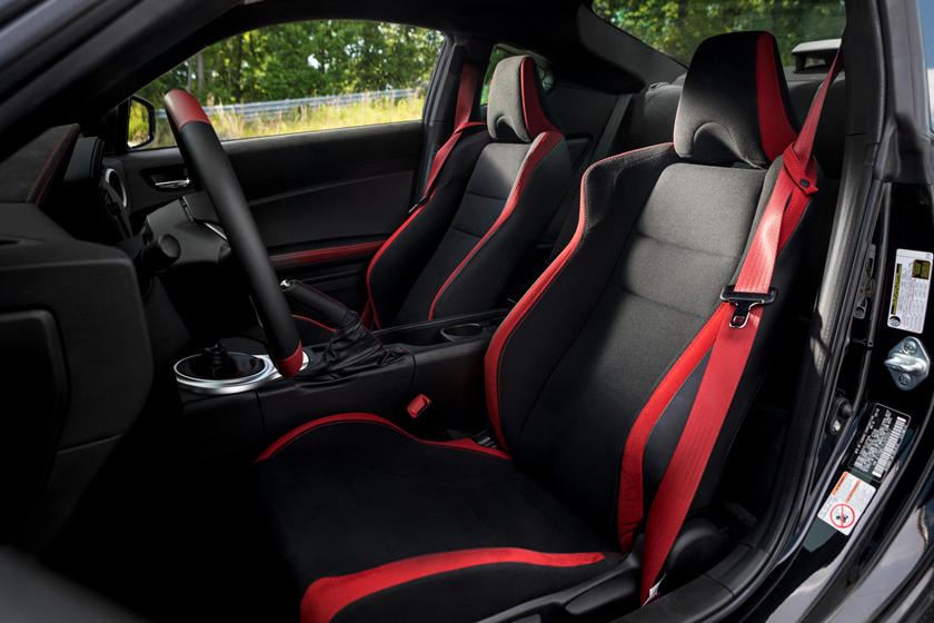 2020 Toyota 86 Seating