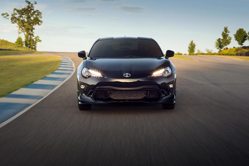2021 Toyota 86 Coupe Front View