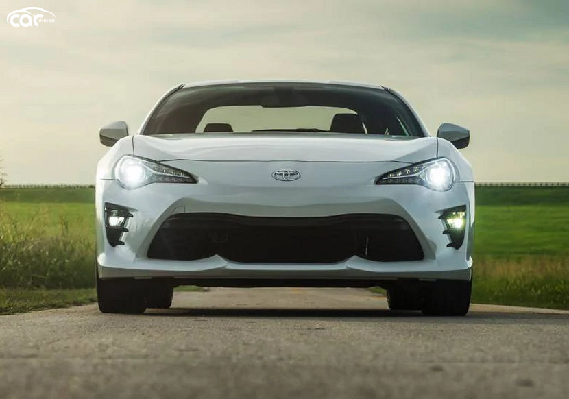 2022 Toyota 86 Coupe front view