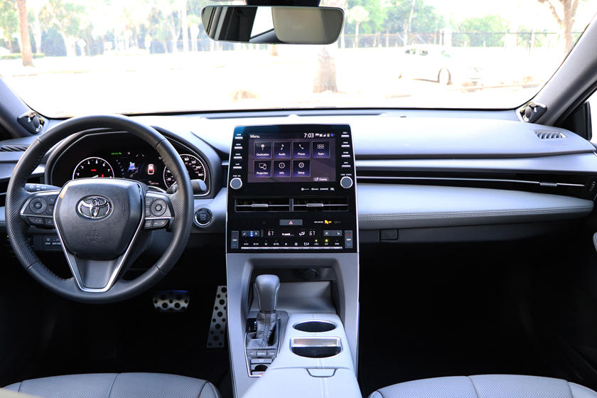 2021 Toyota Avalon Sedan Interior Image