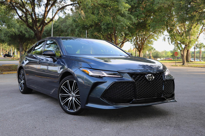 2021 Toyota Avalon Sedan Exterior Image