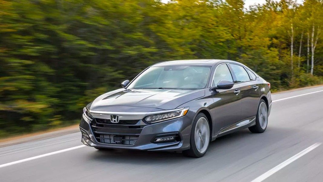 2020 Honda Accord LX 1.5 T