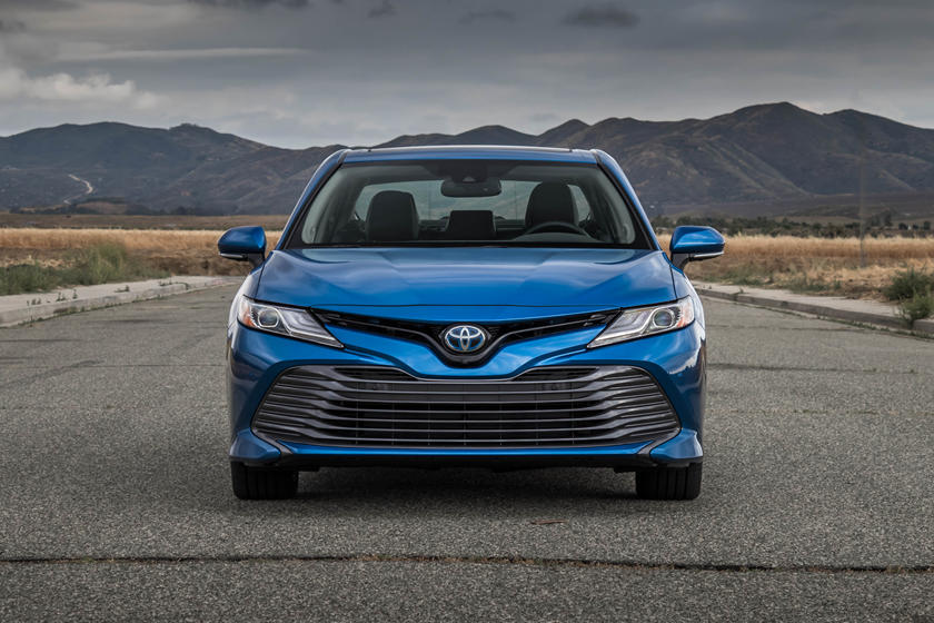 2022 Toyota Camry Front View