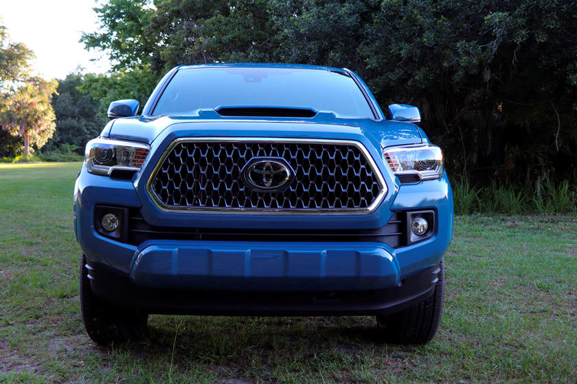 2021 Toyota Tacoma TRD Sport Double Cab front view