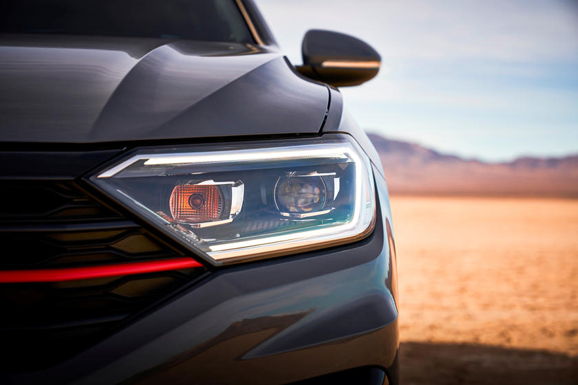 2020 Volkswagen Jetta GLI headlight