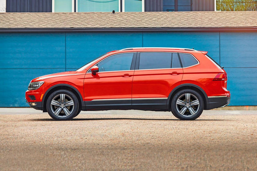 2021 Volkswagen Tiguan Price, Review and Buying Guide ...