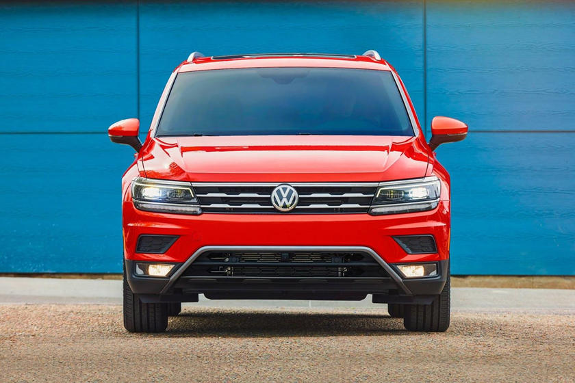 2021 Volkswagen Tiguan Price, Review, Ratings and Pictures ...