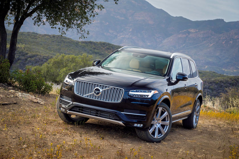 2020 volvo xc90 plug-in hybrid suv review, ratings, mpg