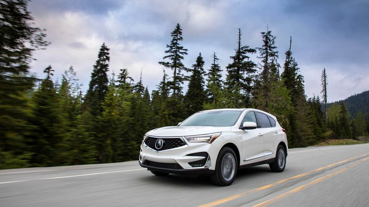 2021 Acura MDX Price, Review, Ratings and Pictures ...