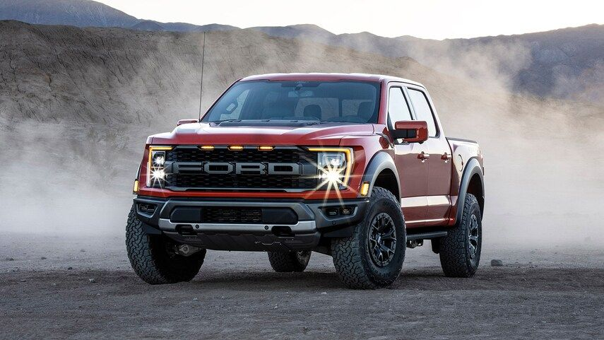2021 Ford F 150 Raptor Supercrew Price Review Ratings And Pictures Carindigo Com