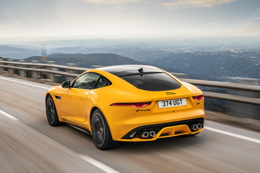 2021 Jaguar F-TYPE R-Dynamic Coupe Price, Review and ...