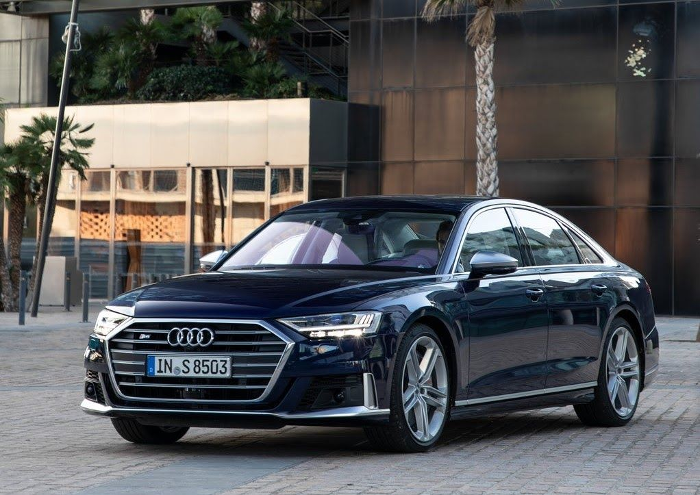 2021 audi s8 review  trims prices features performance