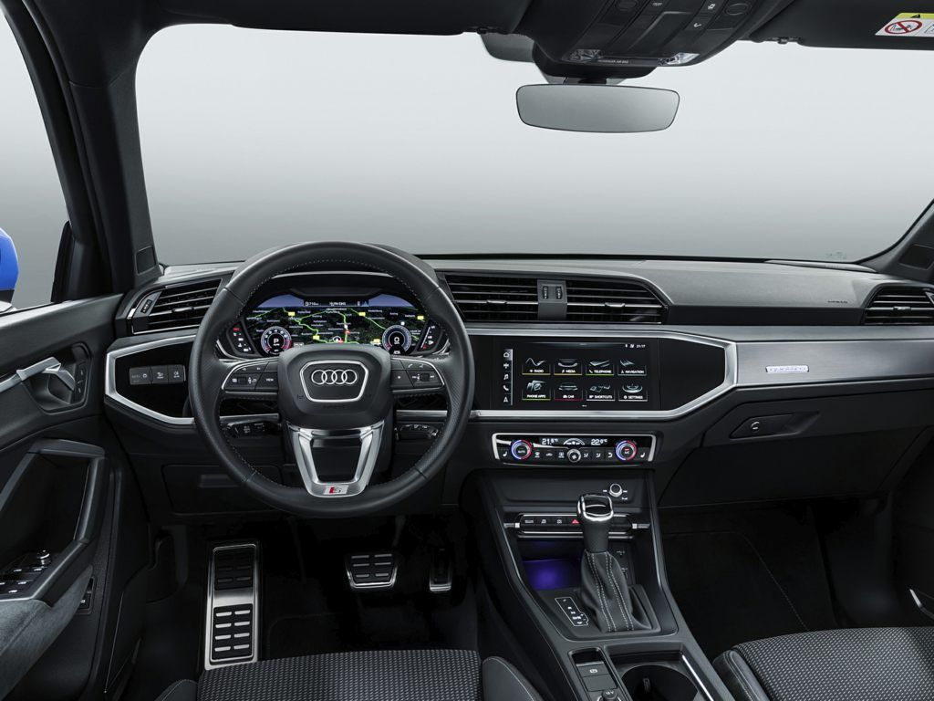 2020 Audi Q3 Suv Interior Supercars Gallery